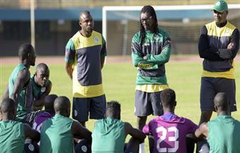 المدير الفني لمنتخب السنغال: لعبنا مباراة كبيرة أمام زيمبابوى وأهدينا الفرحة إلى كل فرد في بلادنا