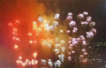 """""""الاتحاد السوفييتى"""" فى سماء واشنطن ..هل اخترقت روسيا الألعاب النارية بحفل تنصيب ترامب؟"""