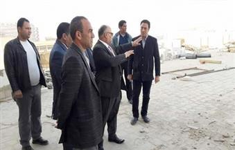 """بالصور.. الهدهد يتفقد القاعة الجديدة لـ""""مجلس جامعة الأزهر"""" وقاعة هيئة الجودة"""