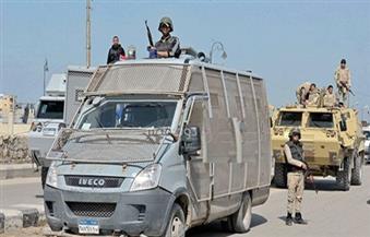 إصابة 6 من أفراد الشرطة في حملة أمنية  بالعريش