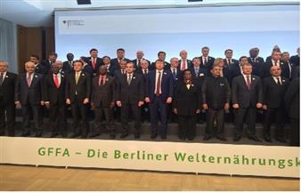 """بالصور.. """"فايد"""" ونظيره في برلين يبحثان تفعيل الشراكة المصرية الألمانية الكاملة لتطوير القطاع الزراعي"""