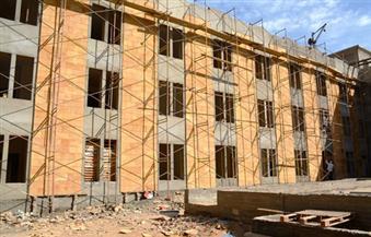 محافظ سوهاج: الانتهاء من 70% من مستشفى الصحة النفسية بتكلفة 35 مليون جنيه