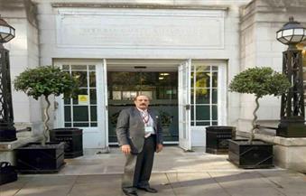 عالم مصري يفوز على 52 دولة بالمركز الأول عن بحثه لتطوير التعليم الجامعي
