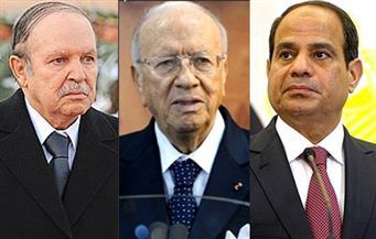 """الجزائر تستعين بـ""""الغنوشي"""" للتأثير على """"إسلاميي ليبيا"""".. و""""شكري"""" في تونس لكتابة السيناريو الأخير"""