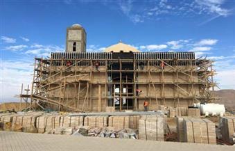 """استشاري """"الرمال المتحركة"""": مشروع الجلالة تضمن رفع ١٥٠ مليون متر حفر وردم"""