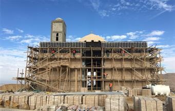 الوزير: انتهينا من شق الجبل بطول 82 كم.. وتنفيذ ٩٥٪ من مدينة الملاهى.. وافتتاح المشروع السياحي أبريل المقبل