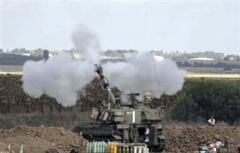 الاحتلال يقصف وسط قطاع غزة بالمدفعية