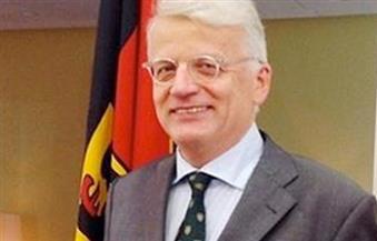 سفير ألمانيا بالقاهرة: القيد على شركات الطيران كان استرشاديا وليس إجباريا.. ومزيد من التعاون الفترة المقبلة