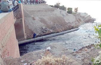 بالصور: الانتهاء من تركيب مواسير بمأخذ تلويث النيل لمنع الرائحة الكريهة وقت مرور موكب الرئيس