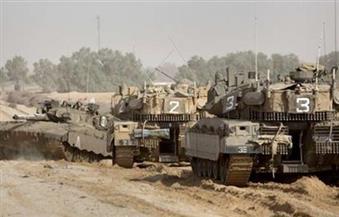 توغل محدود لجرافات ودبابات جيش الاحتلال الإسرائيلي في مدينة خان يونس