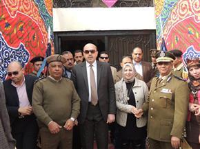 بالصور.. مدير أمن الشرقية يفتتح 3 مبانٍ للأحوال المدنية بأم الزين وكفر صقر والزنكلون