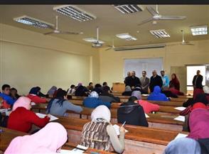 ٢٥٩ حالة غش بـ١٢ كلية خلال امتحانات الفصل الدراسي الأول في جامعة المنصورة