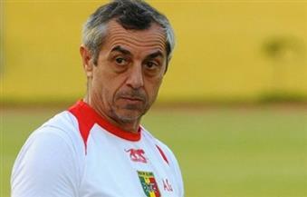 مدرب منتخب مالى: أتحمل مسئولية الخروج من بطولة الأمم الافريقية