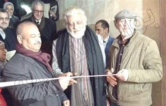 """افتتاح  المعرض الأول لجماعة """" الفن للجميع"""" بمشاركة 30 فنانًا بمتحف محمد محمود"""