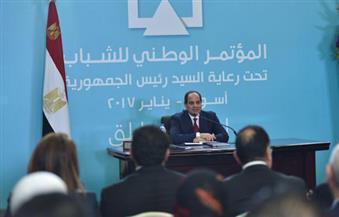 """السيسي: لا داع للقلق من """"سد النهضة"""".. ومياه النهر مسألة حياة أو موت للمصريين"""