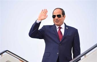 تفاصيل استقبال السيسي لرئيس الكونغو بمقر إقامته في أديس أبابا