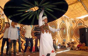 """بالصور.. مجلة """"علاء الدين"""" تلتقي برواد معرض القاهرة الدولي للكتاب في ندوة ثقافية فنية"""