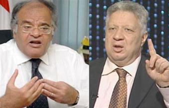 لاستشعاره الحرج..تنحي قاضي استئناف مرتضى منصور على تغريمه فى سب ممدوح عباس