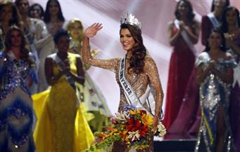 ملكة جمال فرنسا تتوج بلقب ملكة جمال الكون