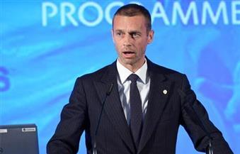 رئيس يويفا: قرار إقامة يورو 2020 في 13 دولة خطأ لن يتكرر
