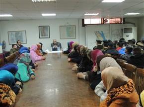 مدير أمن المنيا يشهد ختام الدورة 24 لتنمية مهارات رجال الشرطة