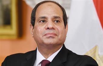 رؤساء البرلمانات العربية يعلنون دعمهم  لدعوة السيسي بإنشاء تحالف عالمي لمكافحة الإرهاب