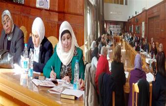 ورشة عمل لأعضاء القومي للمرأة ببورسعيد وشمال سيناء لتطوير أدائه