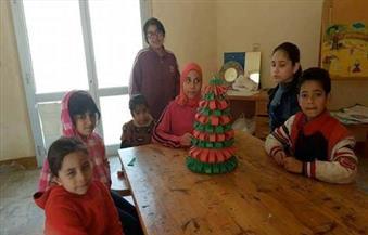 بالصور.. قصر ثقافة دمياط ينظم ورشة للتلوين وتشكيل الفوم للأطفال