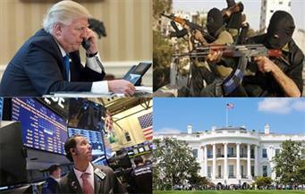 مكالمة ميركل.. تصريح أوباما.. مقتل مواطن.. صاروخ باليستي.. الأسهم الأمريكية.. بنشرة الثالثة صباحًا
