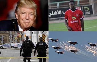 إقالات ترامب.. تحدي حظر الهجرة.. إيفونا في المعسكر.. غارات علي الحوثيين.. غسيل أموال.. بنشرة السادسة صباحا