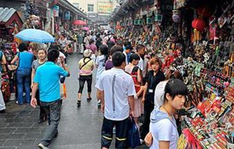 46 مليار دولار دخل الصين من السياحة خلال الـ4 أيام الأولى لعطلة عيد الربيع