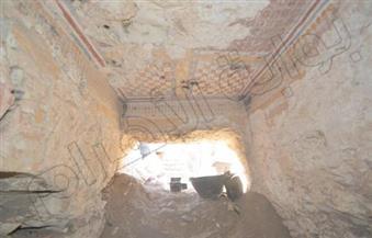 """بالصور.. الآثار: الكشف عن مقبرة الكاتب الملكي """"خونسو"""" من عصر الرعامسة بالأقصر"""