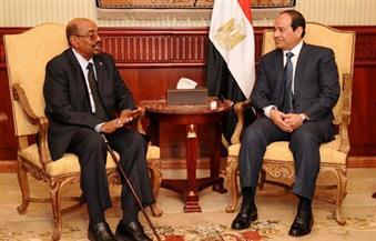 مصر والسودان.. إرث تاريخي وعلاقات أزلية تعززها زيارة الرئيس السيسي للخرطوم | صور