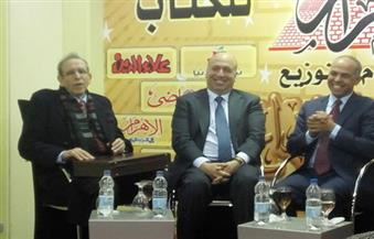 بالصور.. حسام عيسى: هيكل أهم مفكر سياسي أنجبته الأمة العربية في تاريخها الحديث