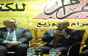 بالصور.. هيكل الغائب الحاضر.. النجار: ظاهرة استثنائية وفخر للأهرام أن يكون مؤسسها الثاني