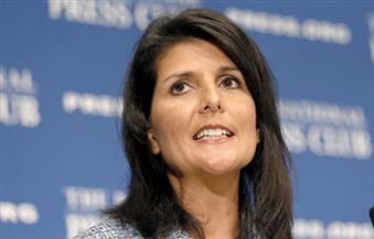السفيرة الأمريكية في الأمم المتحدة: واشنطن مستعدة لوضع حد للنزاع في سوريا