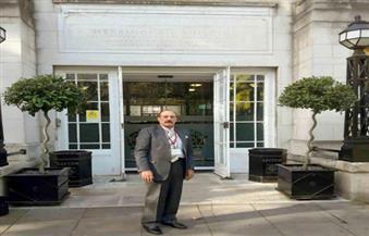 اختيار طارق طه عضوًا بالمجلس الدولي لتطوير التعليم بأمريكا