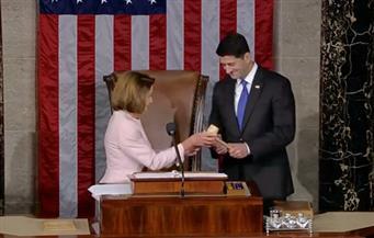 بالفيديو.. انتخاب الجمهوري ريان رئيسًا لمجلس النواب الأمريكي لفترة جديدة