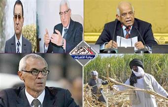 """""""النواب"""" يُهاجم الحكومة.. تشكيلة المنتخب.. النيابة تتهم مرتضى.. اتصال مبارك لمكرم.. سعر السكر.. بنشرة السادسة"""