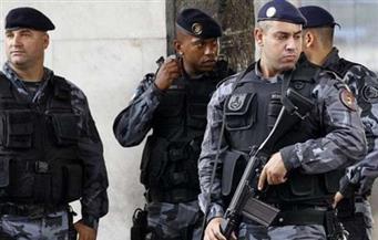 شرطة البرازيل الوحيدة في العالم التي تقوم بدوريات على ظهر الجاموس