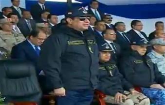 ارتدى الزي العسكري للمرة الثالثة بعد توليه الرئاسة.. تفاصيل 120 دقيقة للسيسي مع الوحدات الخاصة البحرية