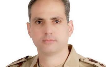 """في أول جولة له بالمحطات """"الفضائية"""".. العقيد تامر الرفاعي المُتحدث العسكري الجديد يزور """"MBC مصر"""""""