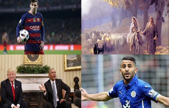 القرصنة الروسية.. رحلة العائلة المقدسة.. سقوط برشلونة.. جائزة أفضل لاعب إفريقي بنشرة الثالثة
