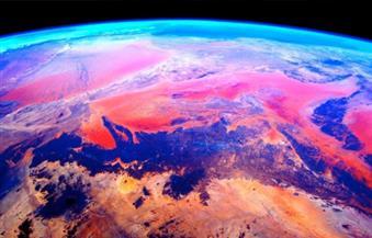 بالفيديو ..صوربحيرة ناصر تحتل المرتبة الثانية لأجمل صور ناسا في 2016