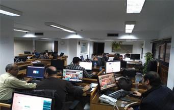 """ترشيدًا للنفقات.. """"الأهرام"""" أول مؤسسة صحفية تتحول بالكامل لأنظمة الإضاءة الموفرة بدعم """"الأمم المتحدة"""""""