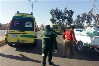 مصرع 8 أشخاص وإصابة 7 آخرين في حادث تصادم بطريق الكريمات