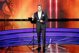 """بالصور.. كاظم الساهر يشعل مسرح """"Arab idol"""" فى أولى حلقات العروض المباشرة"""