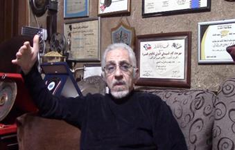 بالفيديو..علي عبدالخالق يكشف الأسرار: اليهود لقبوني بالعدو الأول.. ورفضت عرض صدام بالإقامة في العراق