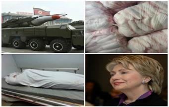 غزل إيراني لمصر.. أسعار السكر.. نهاية كلينتون.. جنون كوريا الشمالية.. بنشرة السادسة