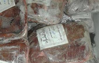 بالصور.. ضبط طني لحم مفروم وكبدة منتهية الصلاحية بالغردقة